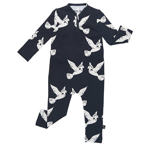 CarlijnQ | Love Birds - Jumpsuit