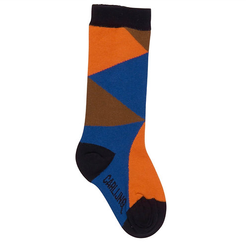 CarlijnQ | Color Blocks Knee Socks