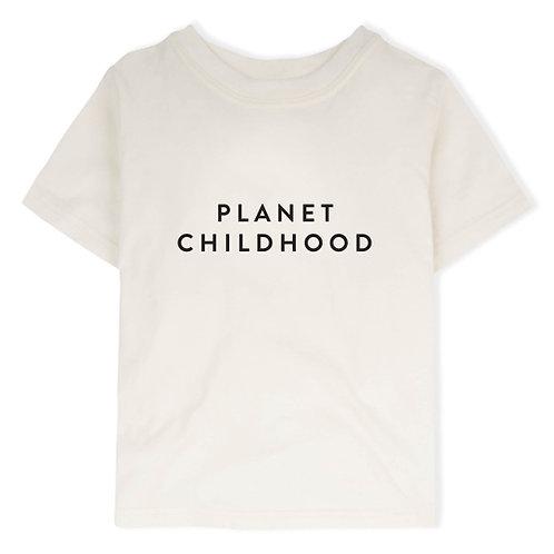 Organic Zoo | Natural Planet Childhood Tee