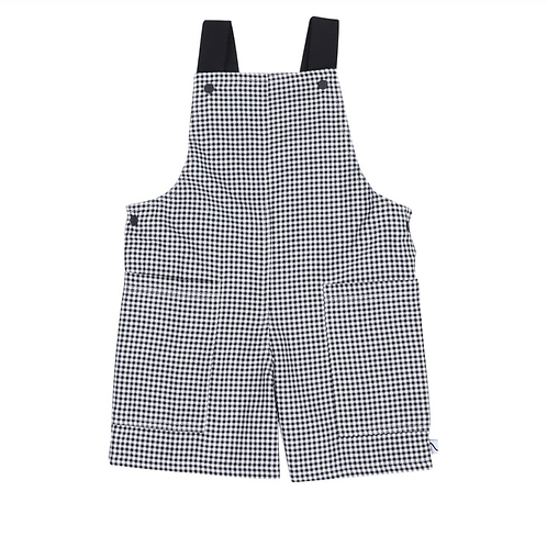 CarlijnQ | Mini Checkers - salopette shortleg