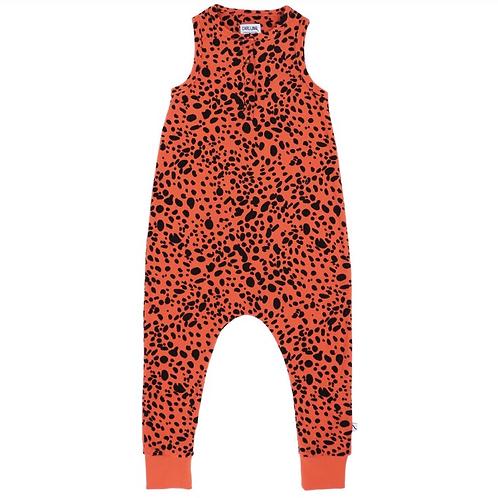 CarlijnQ | Spotted Animal - jumpsuit long legs