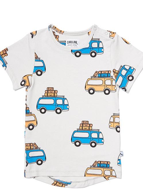 CarlijnQ | Road Trippin' - t-shirt drop back