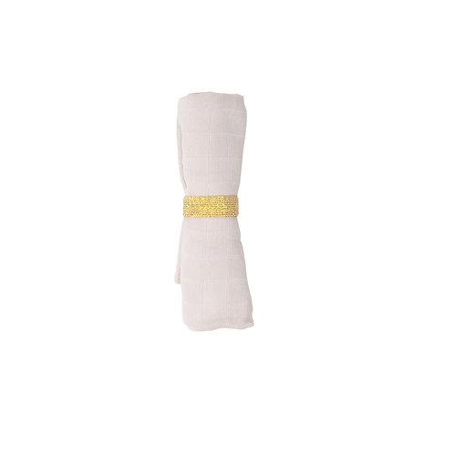 Fabelab   Mauve Muslin Cloth