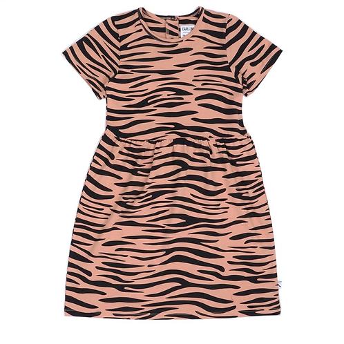 CarlijnQ | Tiger - Dress shortsleeve