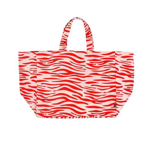 CarlijnQ | Tiger - beach bag