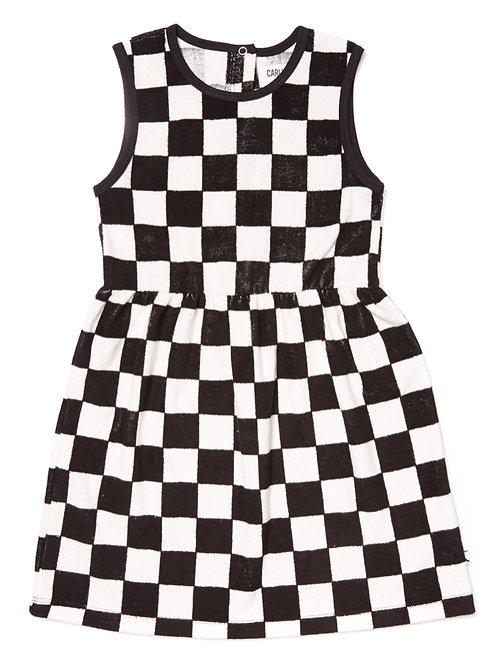 CarlijnQ | Checkers - Tanktop dress