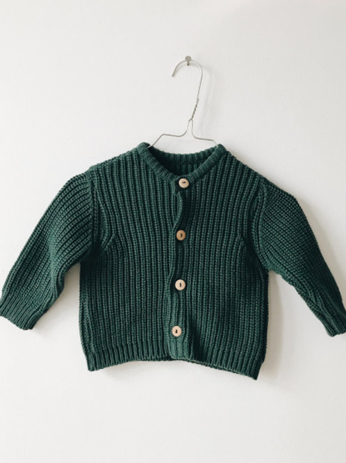 Monkind | Moss Knit Cardigan