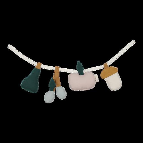 Fabelab | Fruit Rattle Set