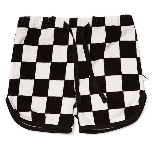 CarlijnQ | Checkers - Shorts