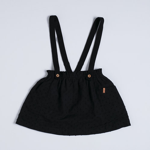 NixNut | Strap Skirt – Black