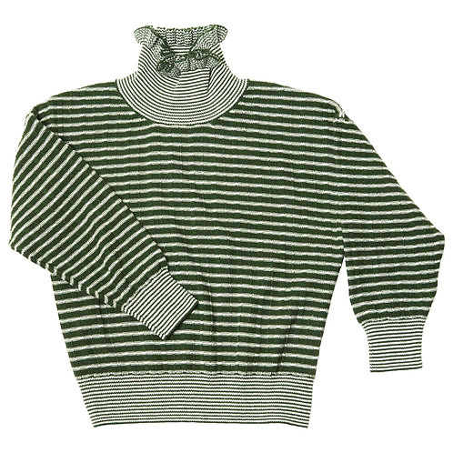 CarlijnQ | Knitted Sweater Striped