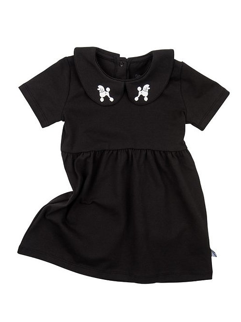 CarlijnQ | Little Black Poodles Dress