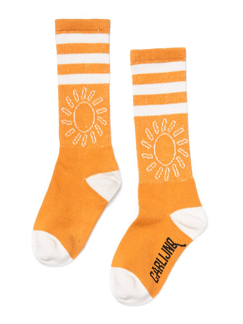 CarlijnQ | Big Sun - knee socks