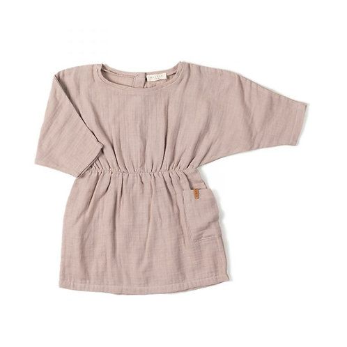 NixNut | Flair Dress - old pink
