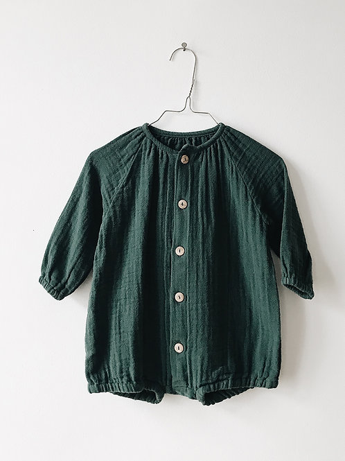 Monkind | Moss Puff Overall