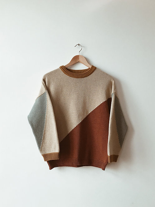 Monkind | Night and Day Knit Pullover