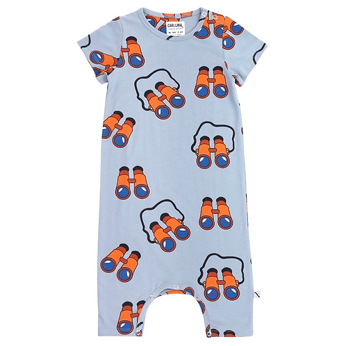 CarlijnQ | Binocular - Baby jumpsuit
