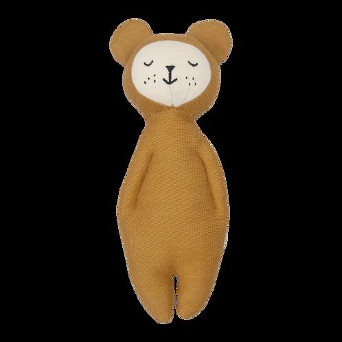 Fabelab | Soft Rattle - Bear