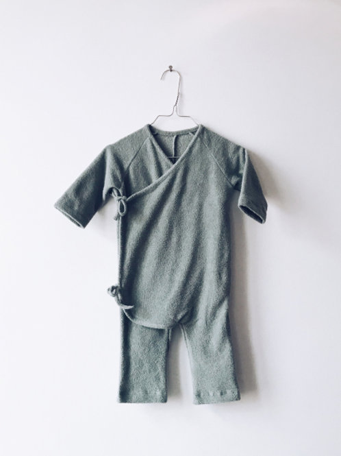 Monkind | Ice Wrap Overall