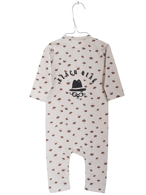 Monsieur Mini | Onesie Suit 'Beach bear'