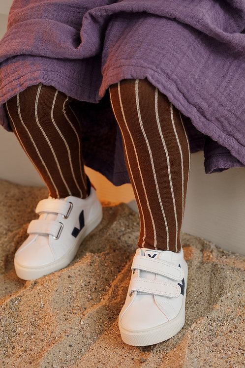 Monkind | Dust Stripe Tights