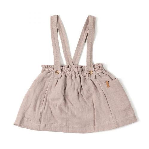 NixNut | Strap Skirt - old pink