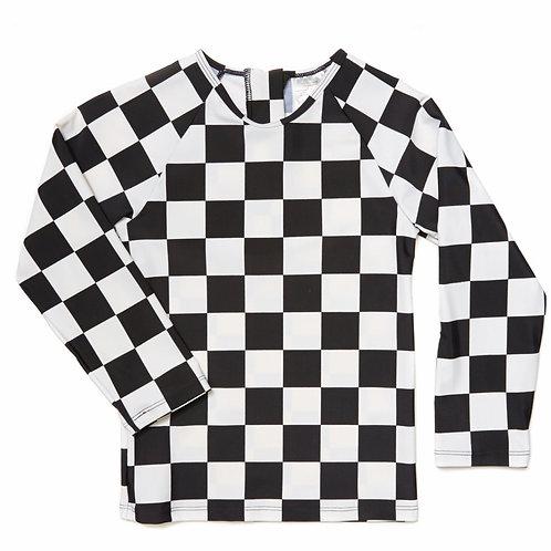 CarlijnQ | Checkers - UPF top