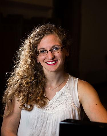 Tasha George-Hinnant, piano instructor, Rochester, NY