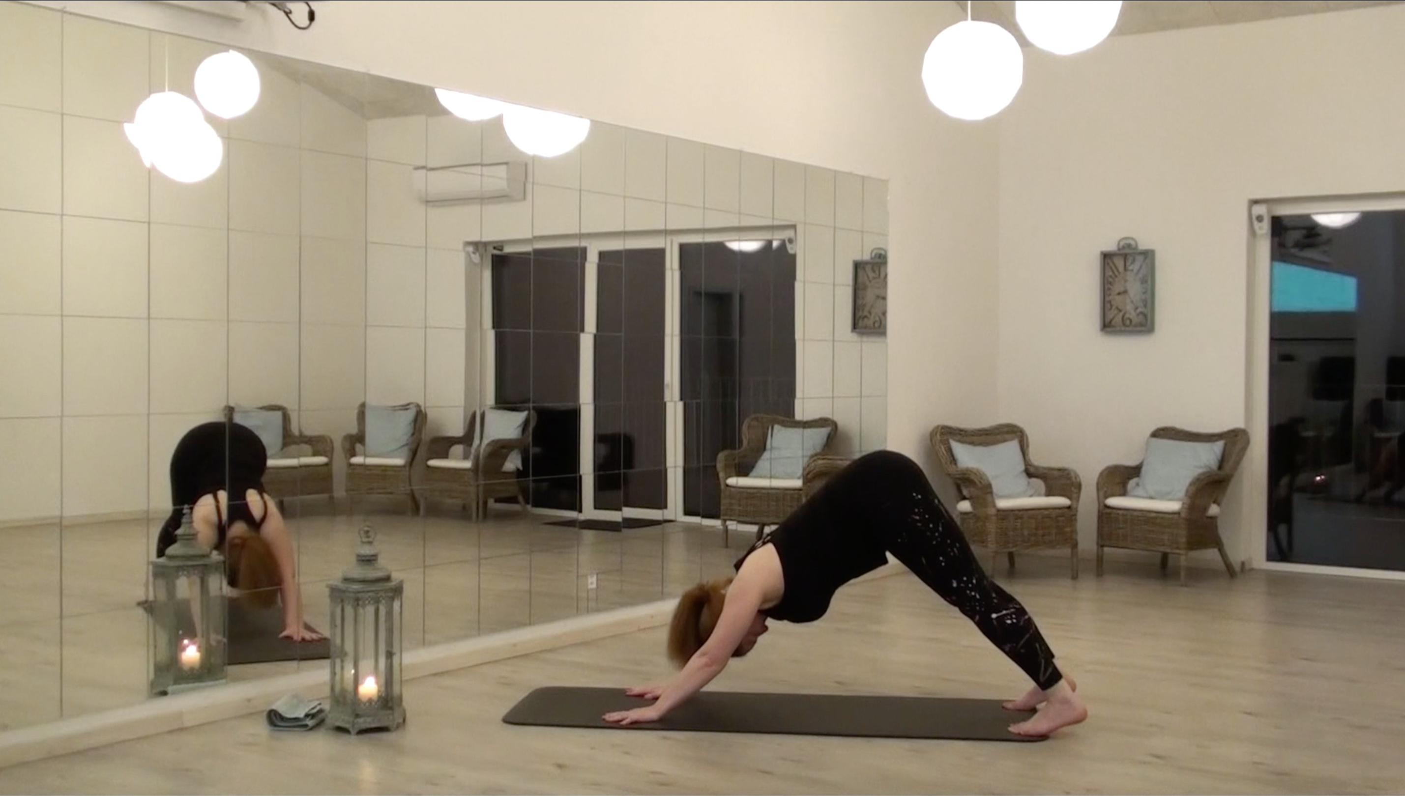PILATES All levels mit Aimee