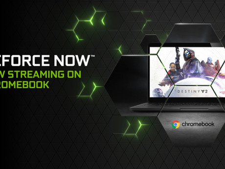 GeForce NOW officially supports Google Chromebooks - Beta launched today!