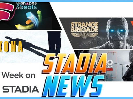 Stadia News - August Pro Games, New Games and Mobile Data arrives at last!