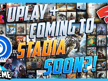 Is Uplay+ coming to Stadia or Rainbow 6: Quarantine?
