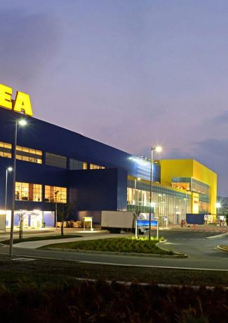 IKEA Praha/Brno/Bratislava