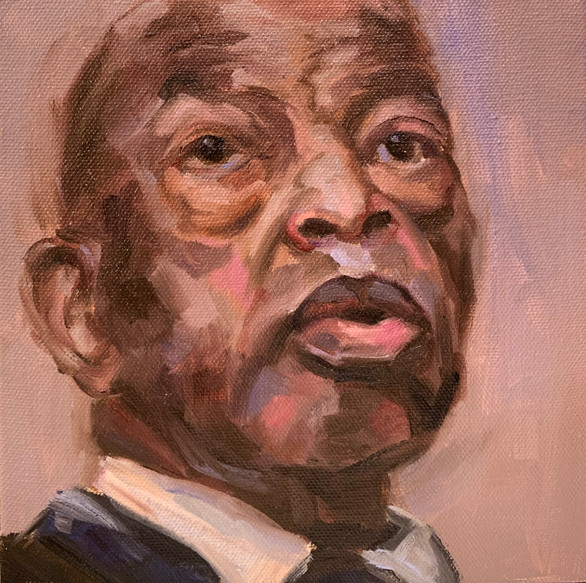 Civil Rights Icon, John Lewis