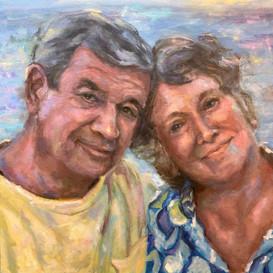 Jim and Kathy