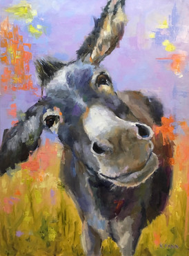 Do you have a carrot I can burro?