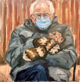 Bernie and Piglet