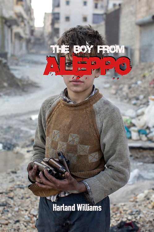 The BOY FROM ALEPPO - An original Harland short story, narrated by Harland