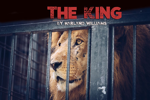The King - PART 3  - An original short story narrated by Harland