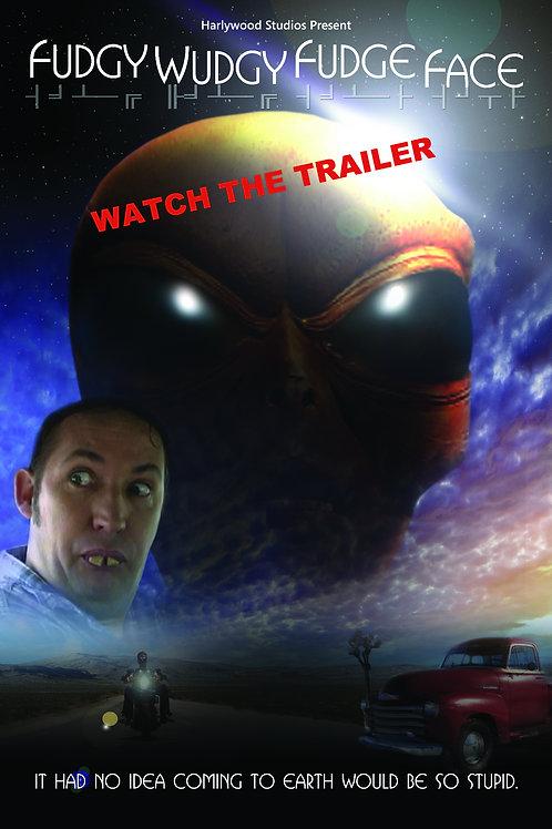 FUDGY WUDGY FUDGE FACE - DVD MOVIE