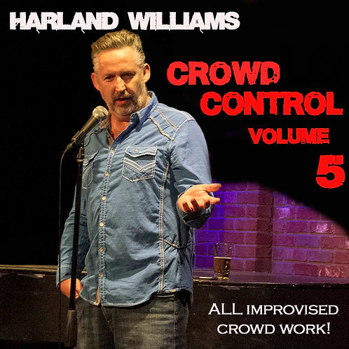 CROWD CONTROL VOLUME 5