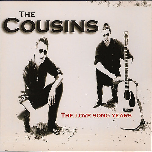 The Love Song Years - CD