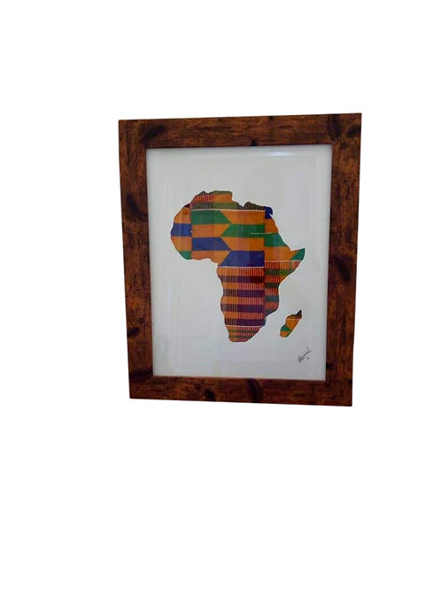 YAL MAP OF AFRICA