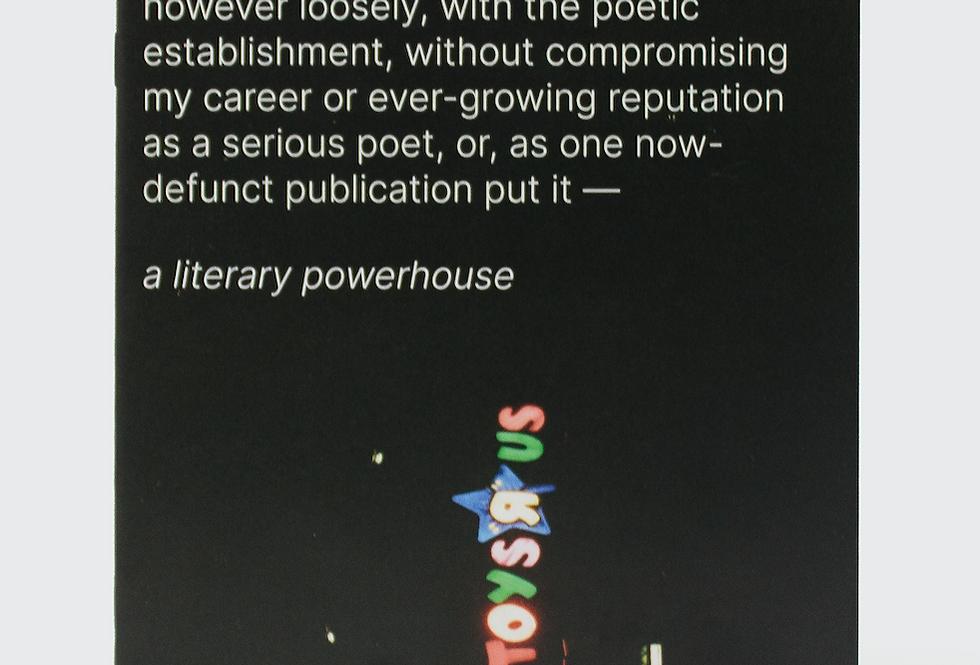 a literary powerhouse | Jordan Hayward