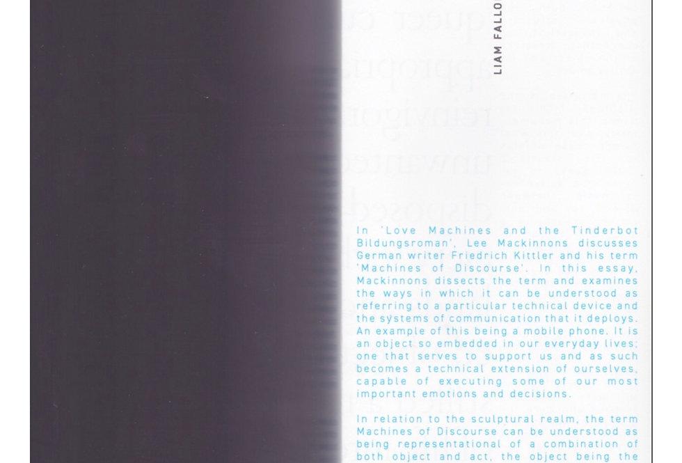 Machines of Discourse | Liam Fallon