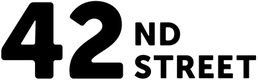 42nd Street Logo Black.png