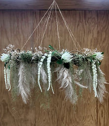 Everlasting Floral Wreath