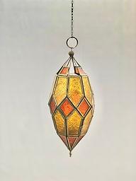 Gold Jewell Lantern
