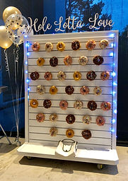 Doughnut Display Stand