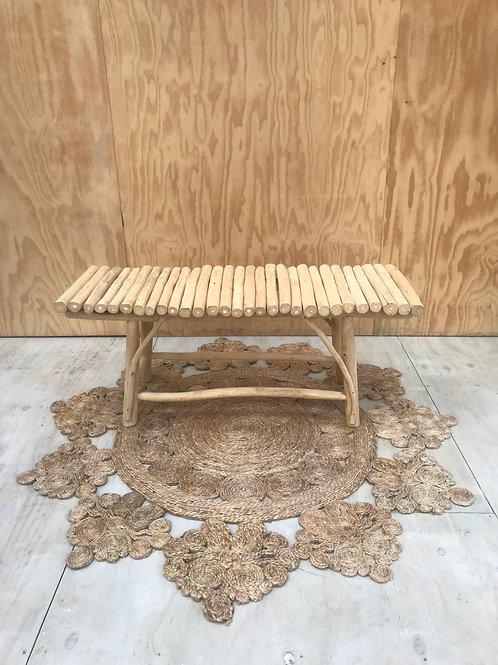 Driftwood Benchseat